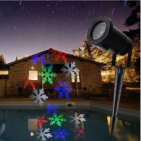Kalėdinis lauko lazeris L12   Lazerinis lauko projektorius