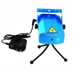 Automatinis lazerių projektorius vakarėliams | Žalias - raudonas lazeris