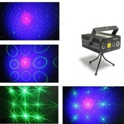 Šviesos efektų lazeris STAR 61