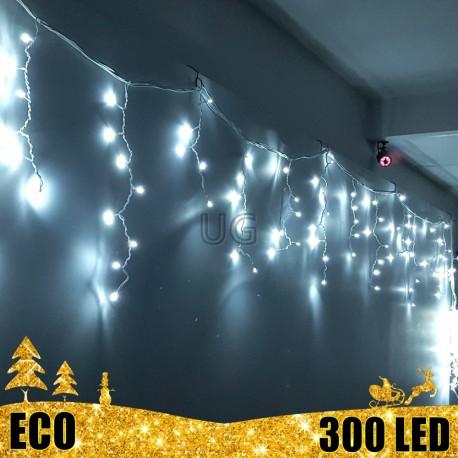 LED girlianda Varvekliai 300 lempučių 13 m