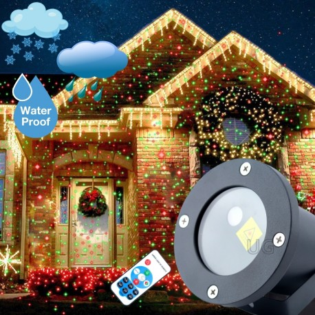 Lazerinis lauko projektorius L05 Pro   Kalėdinis lauko lazeris
