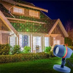 Lazerinis lauko projektorius L02 PLIUS | Kalėdinis lauko lazeris