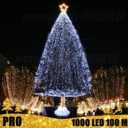 1000 LED profesionali lauko girlianda PRO ST CL7
