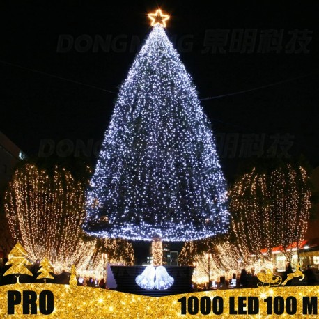 Profesionali lauko girlianda 1000 LED PRO STEADY