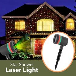 Lazerinis lauko projektorius L01 Eco | Kalėdinis lauko lazeris