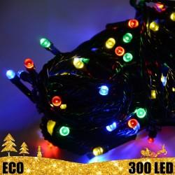 Kalėdinė girlianda 300 LED ECO | LED Kalėdinės lemputės