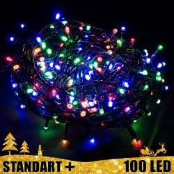 Girlianda 100 LED STANDART PLIUS | LED Lauko girlianda