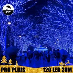 Profesionali lauko girlianda 120 LED  IP67 PRO PLIUS