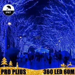 Profesionali lauko girlianda 360 LED IP67  PRO PLIUS
