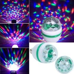 Šviesos efektas disko lemputė DC2