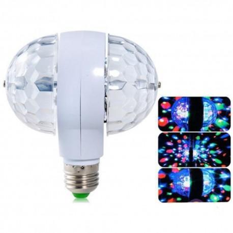 Šviesos efektas disco lemputė DC1