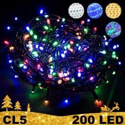 200 LED lempučių girlianda STANDART PLIUS ST CL5