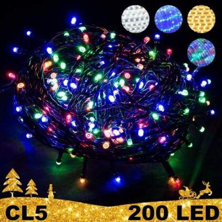 Girlianda 200 LED STANDART PLIUS | Lauko girlianda