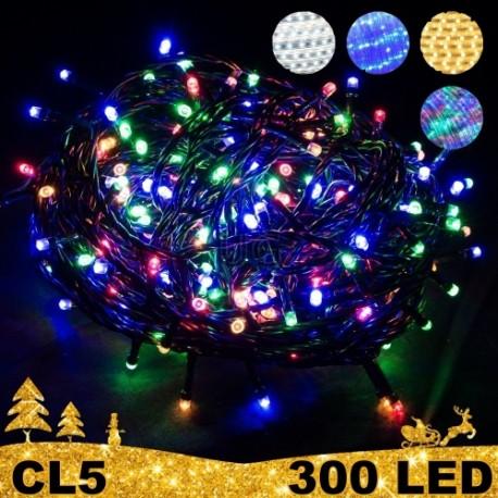 Girlianda 300 LED STANDART PLIUS | Lauko girlianda