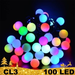 100 LED girlianda burbuliukai STANDART 2 CL3