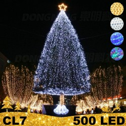 500 LED profesionali lauko girlianda PRO ST CL7