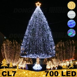 700 LED profesionali lauko girlianda PRO ST CL7