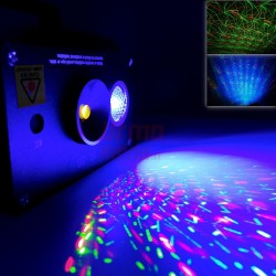 Šviesos efektų lazeris HL20
