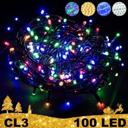 100 LED lempučių girlianda STANDART CL3