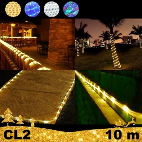Kalėdinė LED juosta 10 m  | LED švytintis laidas