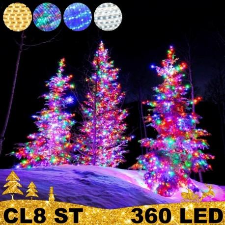 Profesionali lauko girlianda 360 LED PRO PLIUS IP67