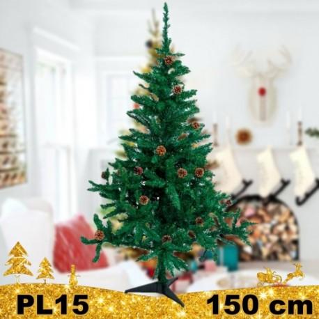 Kalėdinė eglutė PL15 150 cm | Dirbtinė eglutė