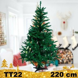 Kalėdinė eglutė TT22 220 cm | Dirbtinė eglutė
