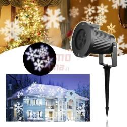 Lazerinis lauko projektorius E11W | Kalėdinis lauko lazeris