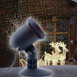 Lazerinis lauko projektorius E03 | Kalėdinis lauko lazeris