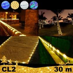 Kalėdinė LED juosta 20 m  | LED švytintis laidas