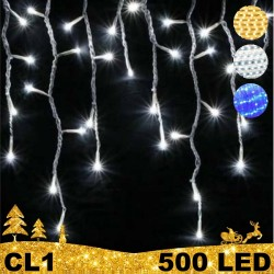 500 LED girlianda varvekliai BULK CL1