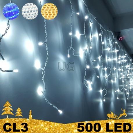 LED girlianda Varvekliai 500 lempučių