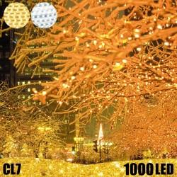 1000 LED profesionali lauko girlianda E-PRO FLASH CL7