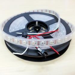 Profesionalus LED juostos rinkinys | 5050 RGB spalvotas LED