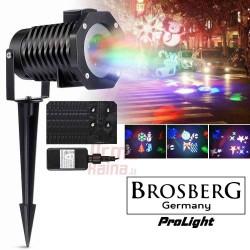 Lauko lazeris Brosberg Germany ProLight RGL 2in1