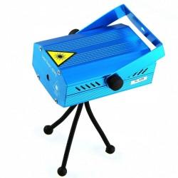 Automatinis lazerių projektorius vakarėliams X1 mėlynas
