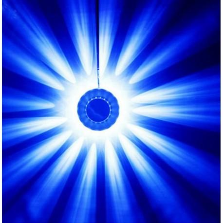Šviesos efektas LED SUN LIGHT | Vakarėlių efektas saulė