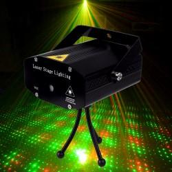 Automatinis lazerių projektorius vakarėliams X1 PLUS